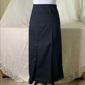 Woman Within Skirt
